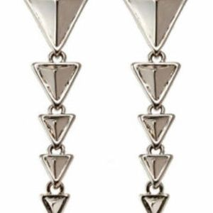 House of Harlow 1960 Graduated Triangle Earrings